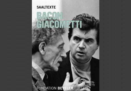 Saaltexte Bacon/Giacometti
